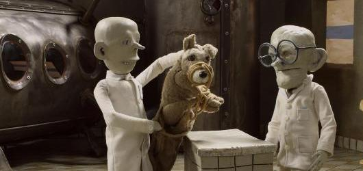 Future Night v kině Lucerna tentokrát vystřelí Lajku do vesmíru