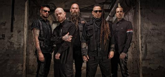 Forum Karlín dojedou v listopadu rozbořit kapely Five Finger Death Punch a In Flames