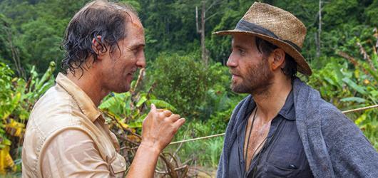 Zlato: těžební skandál v hlavní roli s Matthewem McConaugheym