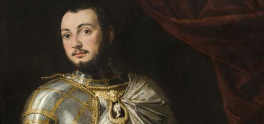 Portréty renesanční šlechty jsou k vidění ve Šternberském paláci