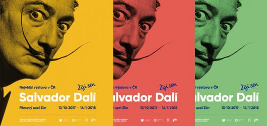 Salvador Dalí žil sen. Největší výstavu surrealistické ikony hostí Zlín