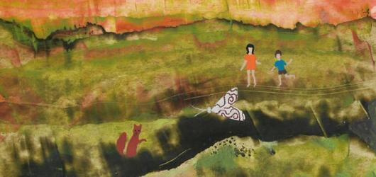 Ilustrace dětských knih Daisy Mrázkové představuje Villa Pellé