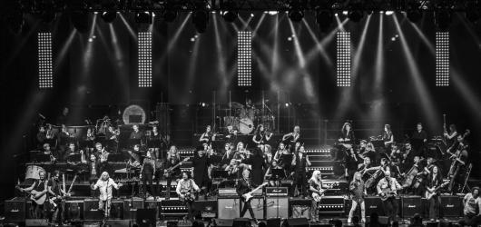 Praha se vůbec poprvé dočká světové show Rock Meets Classic