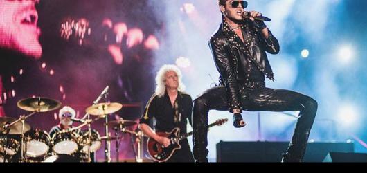 Queen v Praze: Adam Lambert jako nevlastní otec, kterého se učíte mít rádi