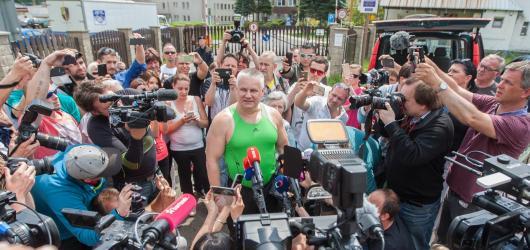 Volby amerického prezidenta či propuštění Kajínka. Výstava Czech Press Photo 2017 startuje již zítra