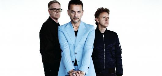 Legendární Depeche Mode se v lednu vrátí do Prahy. Eden vymění za O2 arenu