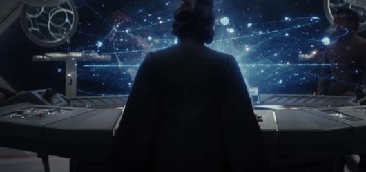 Oslavy Star Wars vzdaly úctu Carrie Fisher ve vzpomínkovém videu. Je povedenější než nový trailer!