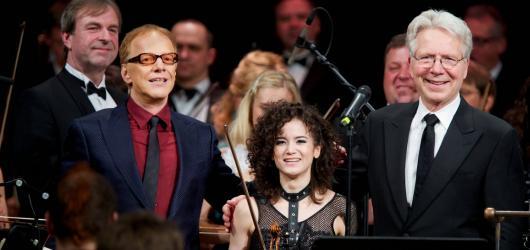 Hudba Dannyho Elfmana očarovala Obecní dům