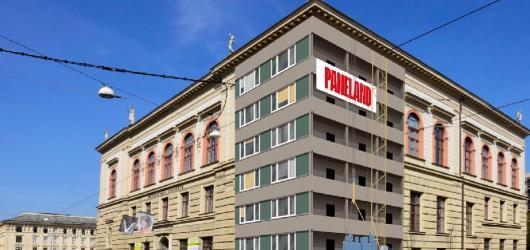 Odlišné postoje umělců k panelákům představí výstava v Moravské galerii