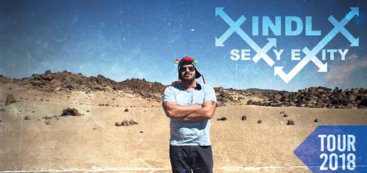 Deset let na hudební scéně oslaví Xindl X novou deskou i největším koncertním turné své kariéry