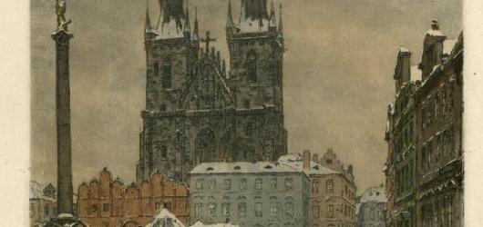 Vánoční tradice v průběhu staletí přiblíží expozice ve ctěnickém zámku