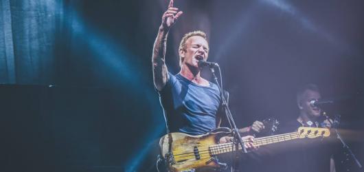 První den Metronomu nabídl Monkey Business i Ester Radu, vyvrcholil koncertem legendárního Stinga