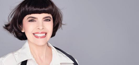 Šansonová hvězda Mireille Mathieu vystoupí v Praze hned dvakrát