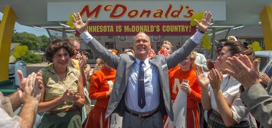 Zakladatel: Reklama na McDonald's vytrhnutá z učebnic byznysové historie