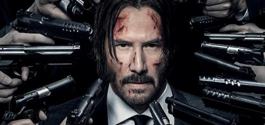 John Wick 2: Keanu Reeves v roli zbraně hromadného ničení opět splnil tajná divácká přání