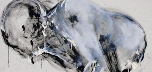 Art Prague opět na týden zaplní Kafkův dům současným uměním