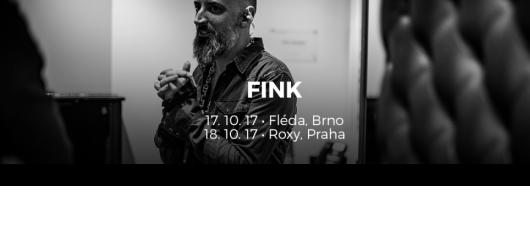 Britský experimentátor Fink přiveze do Česka nové album. Vystoupí v Praze i Brně
