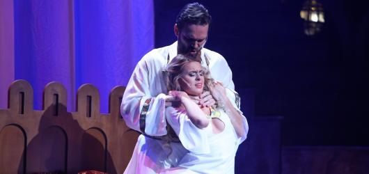 Na česká divadelní prkna se po letech konečně dostal IAGO. Muzikál, kde žárlivost hraje prim