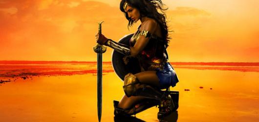 W jako výhra. Komiksy z DC spasila Wonder Woman - zázračný feminismus v brnění