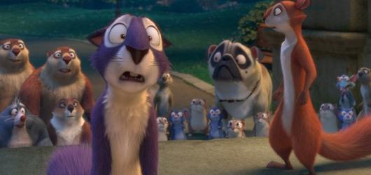 Velká oříšková loupež 2: Málokdy se stane, že jste rádi za myši