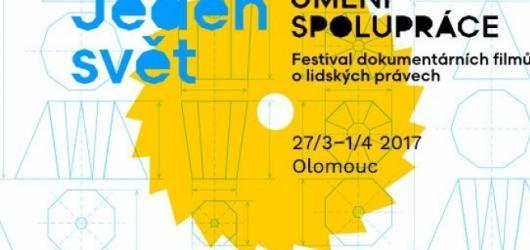 Olomoucký Jeden svět slavnostně zahájili v kině Metropol