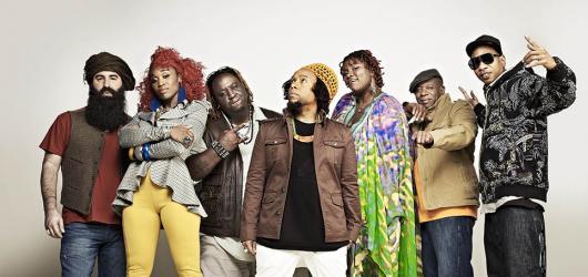 Hiphopová formace Arrested Development slaví čtvrt století! Narozeninovou party odpálí i v Praze
