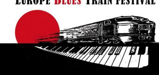Rozjetý vlak plný kvalitní bluesové hudby. To bude dvoudenní Europe Blues Train