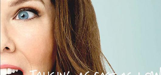 Lauren Graham vzpomíná ve své knize Rychleji mluvit nedokážu na svou cestu ke Gilmorovým děvčatům