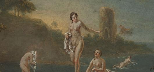 Výstava v paláci Kinských připomíná 300 let od narození Norberta Grunda