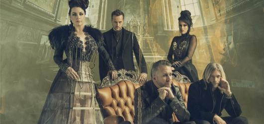Evanescence vyráží na turné se symfonickým orchestrem. Zavítají také do Prahy