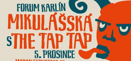 The Tap Tap oslaví Mikuláše opět ve velkém stylu