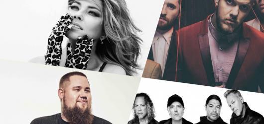 12 koncertů, které byste v roce 2018 rozhodně neměli minout!