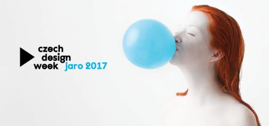 Soutěžte o vstupenky na Jarní Czech Design Week 2017