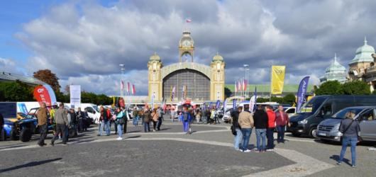 Autoshow přivedla na pražské Výstaviště přes 40 automobilových značek