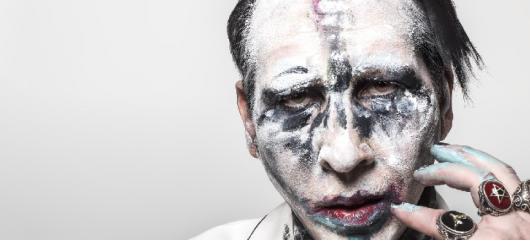 Pražskou Tipsport Arenu už za pár dní rozdivočí legendární Marylin Manson