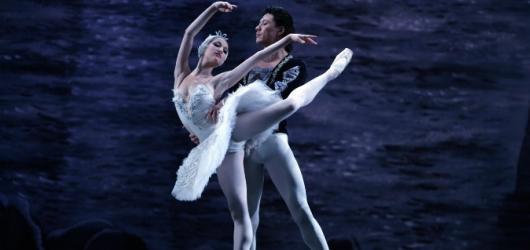 Praha se opět dočká ruského souboru Moscow City Ballet. Doveze Čajkovského Labutí jezero