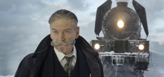 Vražda v Orient expresu přiváží do kin fanouškům detektivek plný vagon skutečného napětí