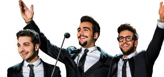 Výjimečné propojení klasiky s moderní hudbou nabídne trio Il Volo živě i českým fanouškům