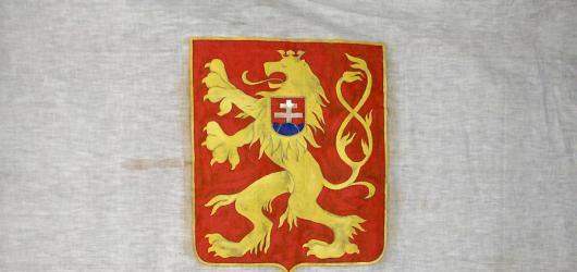 Československé státní symboly prezentuje výstava na Pražském hradě