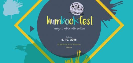 Knižní festival Humbook je za dveřmi