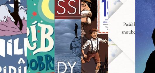 6 listopadových knižních novinek, které by vám neměly uniknout