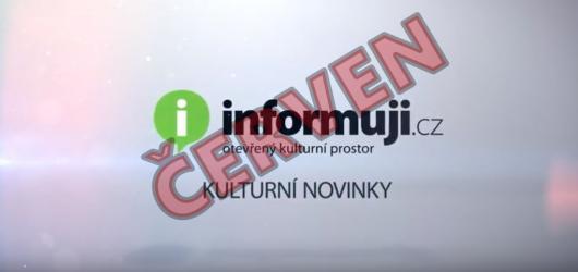 Červnové kulturní novinky aneb formanovská Arena na startu festivalové sezóny
