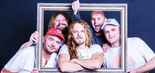 Kapela Harlej chystá podzimní turné i velký koncert v pražské Lucerně