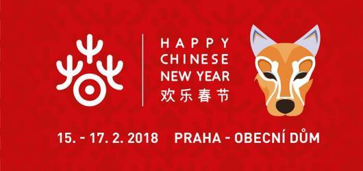 Velkolepé oslavy v Obecním domě přivítají čínský rok zemského psa