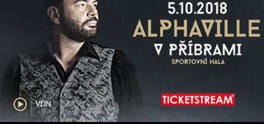 Do České republiky zamíří světová kapela Alphaville, tvůrce hitu Forever Young