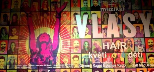 Divadlo Kalich chystá nové nastudování legendárního muzikálu Vlasy. Známe herecké obsazení