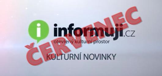 Červencové kulturní novinky aneb přes Vary a Hrady až do Vítkovic