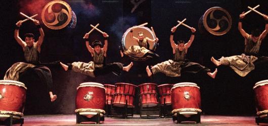 Yamato /  The Drummers of Japan vyráží na turné po východní Evropě