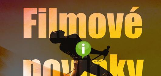 Listopadové filmové novinky: Královská rapsodie, kouzelné zločiny i akční vdovy