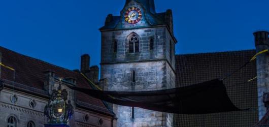 Plzeň se chystá na 4. ročník festivalu světla Blik Blik